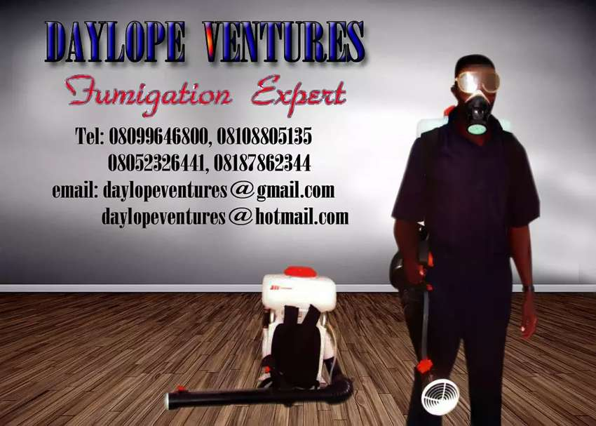 FUMIGATION AND CLEANING 0