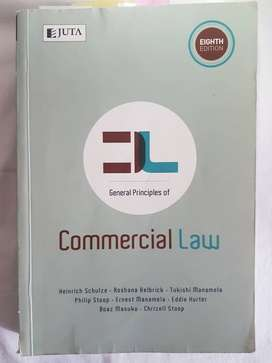 Commercial law, 8th edition