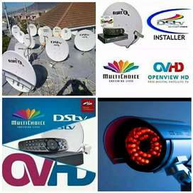 DSTV,CCTV Installations all over Cape Town