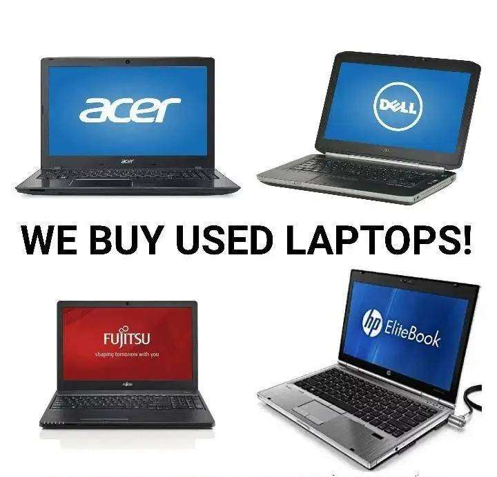 We Buy Used Computer Equipment | Buyers of Used Laptops-Cellphones  T 0