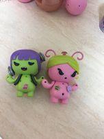 Куколки резиновые