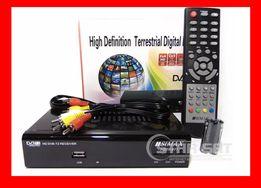 TV тюнер Т2 приемник для цифрового ТВ