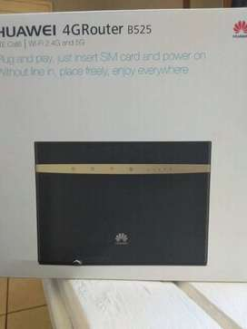 Huawei B525 4G LTE Wireless Router