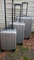 Zestaw walizek podróżnych BLUE STAR i BAG STONE
