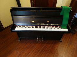 pianino August Forster wenge BDB Gwarancja