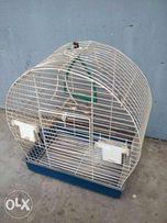Клітка для пташки або гризуна