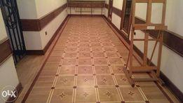 Cyklinowanie lakierowanie olejowanie renowacja parkiet ,deski, schody