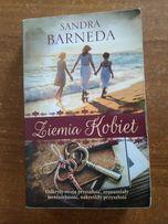 """książka """"Ziemia Kobiet"""" Sandra Barneda"""