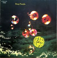 Deep Purple – Who Do We Think We Are 1973 France винил диск пластинка