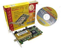 Цифровой спутниковый ресивер-модем TechniSat SkyStar 2 PCI rev 2.6D