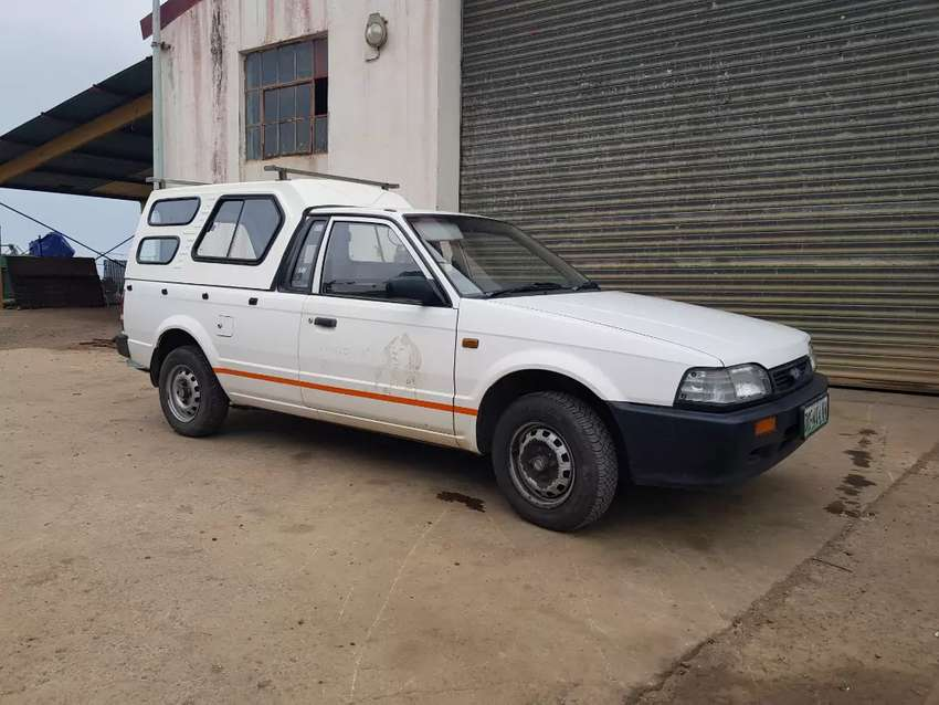 2001 Ford Bantam 1.3 (Rare find with this mileage) 0