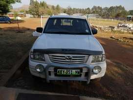 Bakkie engine are in 100% and gearbox