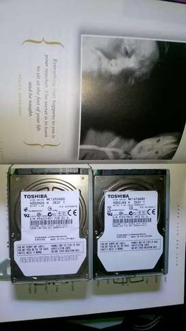 PS3 HDDs