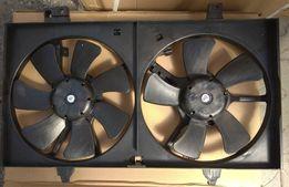 Диффузор радиатора Nissan Almera Classic B10