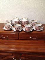 Сервизы чайные Советские