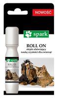 SPARK ROLL ON olejek do nauki sikania psa uczy czystości szczeniąt