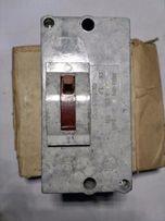 Автоматический выключатель АК63-2М, 1,6А.
