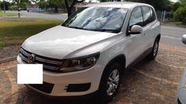 Tiguan 1.4 TSi Trend & Fun for sale