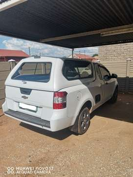 Chevrolet utility bakkie 2017 year model 48000 kilos on the clock