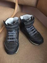 Ботинки демисезонные 27, 17,3 стелька