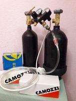 Аквариумные Системы Со2 тепличные баллон углекислотный балон
