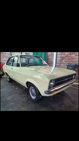 Ford escort need to go asap