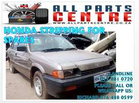 Honda stripping for spares