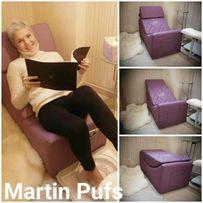 Педикюрное кресло, наращивание ресниц MartinPufs