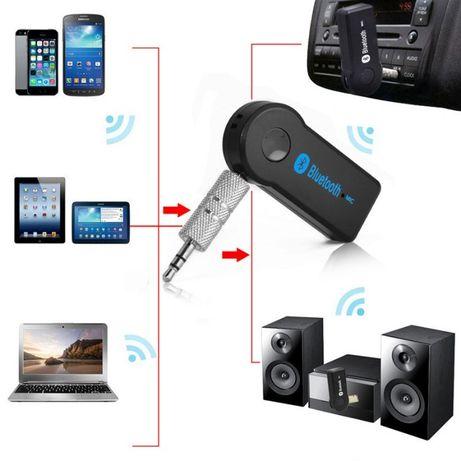 Bluetooth AUX приемник адаптер блютуз гарнитура беспроводые наушники Кривой Рог - изображение 2