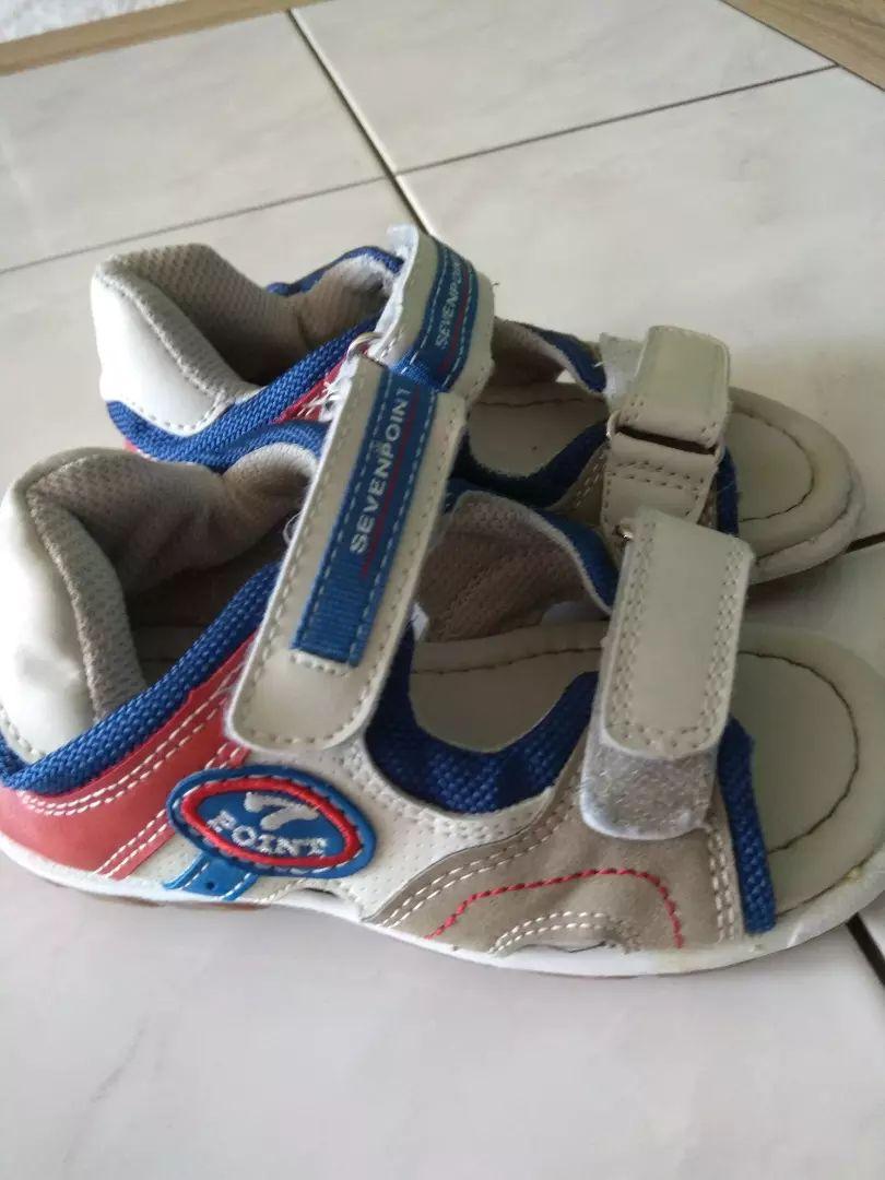 Nové sandály vel. 25 kozene 0