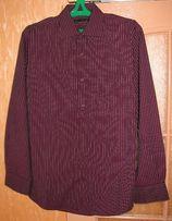 Рубашка новая на подростка, ворот 38, размер S (46), рост 158