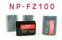 Аккумулятор Sony Batmax NP-FZ100 2280mAh Alpha 9 Акумулятор A7R BC-QZ1