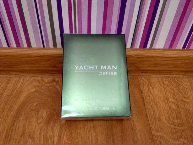 Мужская туалетная вода Yacht Man Dense 100 мл, новый одеколон, Germany