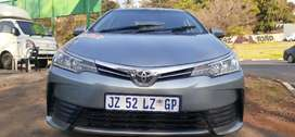 TOYOTA COROLLA QUEST 1.8 WITH SERVICE BOOK