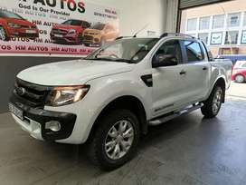 2014 Ford Ranger 3.2 Wild track 4x4 Automatic