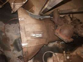 Toyota Hillux 18R manual gearbox for sale