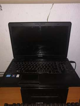 Toshiba i5 2nd Gen laptop with 240 ssd installed for sal or swop