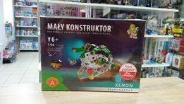 mały konstruktor eksplorator xenon 146 elementów