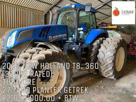 2012 NEW HOLLAND T8 .360
