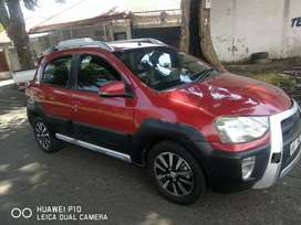 2014 Toyota Etios hatch back 1.5