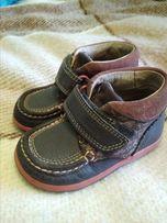 Ботинки Clarks 22 р ( туфли ботінки мокасіни )
