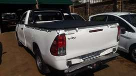Toyota Hilux 2.4GD6 Single Cab Manual For Sale