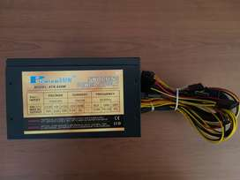 Premium Sun 420W power supply - Unused