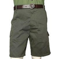Spodenki krótkie harcerskie do munduru