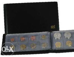 Альбом для монет (80 монет) Safe Германия