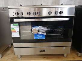 Elba 5 burner Gas electric Stove