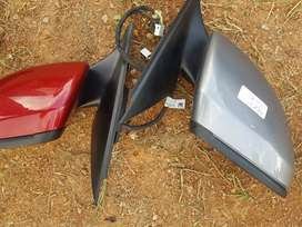 Mercedes Benz w205 auto fold mirrors for sale