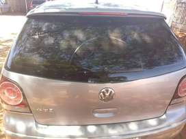 Polo GTI 2007 model still running