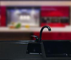 Смеситель для кухонной гранитной мойки Premierа DX «ВСЕ ЦВЕТА»