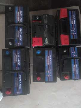 New/ used car and truck batteries for sale and scrap batteries buyer
